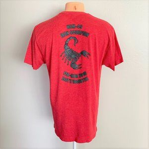 US Navy Iron Scorpion Strike Squadron 49 Tee